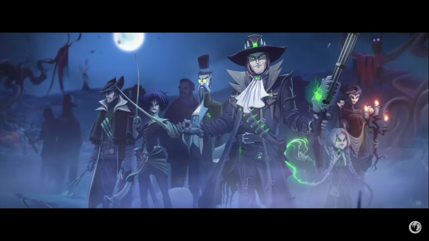 Rogue Lords Has A New Story Trailer Of The Upcoming Roguelike Experience, Spread Terror And Corruption Upon The Land Of Humanity