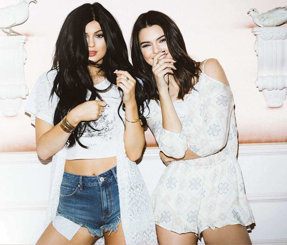 Kendall and Kylie Jenner Address Rumors That They Don't Pay Bengali Workers