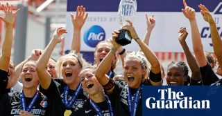 Houston Dash win maiden trophy, topping Chicago in Challenge Cup final