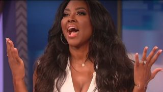 Kenya Moore Releases Iconic Commercial For Kenya Moore Haircare — See The Clever Ad That Has RHOA Fans Gagging
