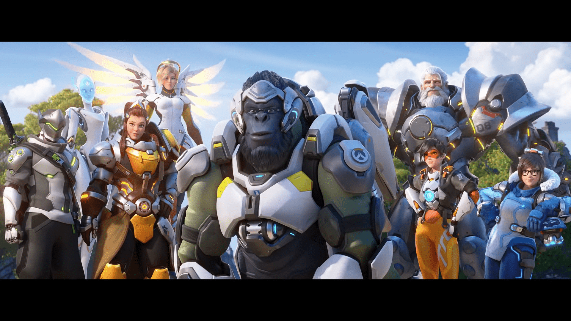 Overwatch Updates To Allow Ranked Open Queue Along With Role Queue And MMR Season Start Cap