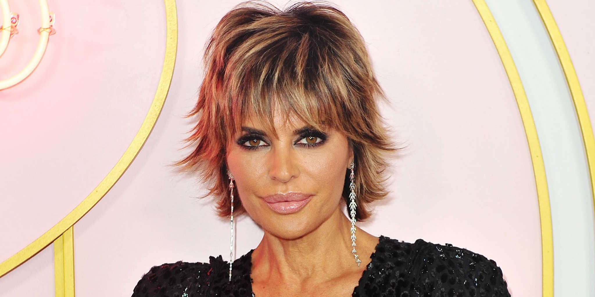 Lisa Rinna Seems To Shade Denise Richards With New Pics From Rome Cast Trip After Brandi Glanville Posts Pic Of Them Kissing