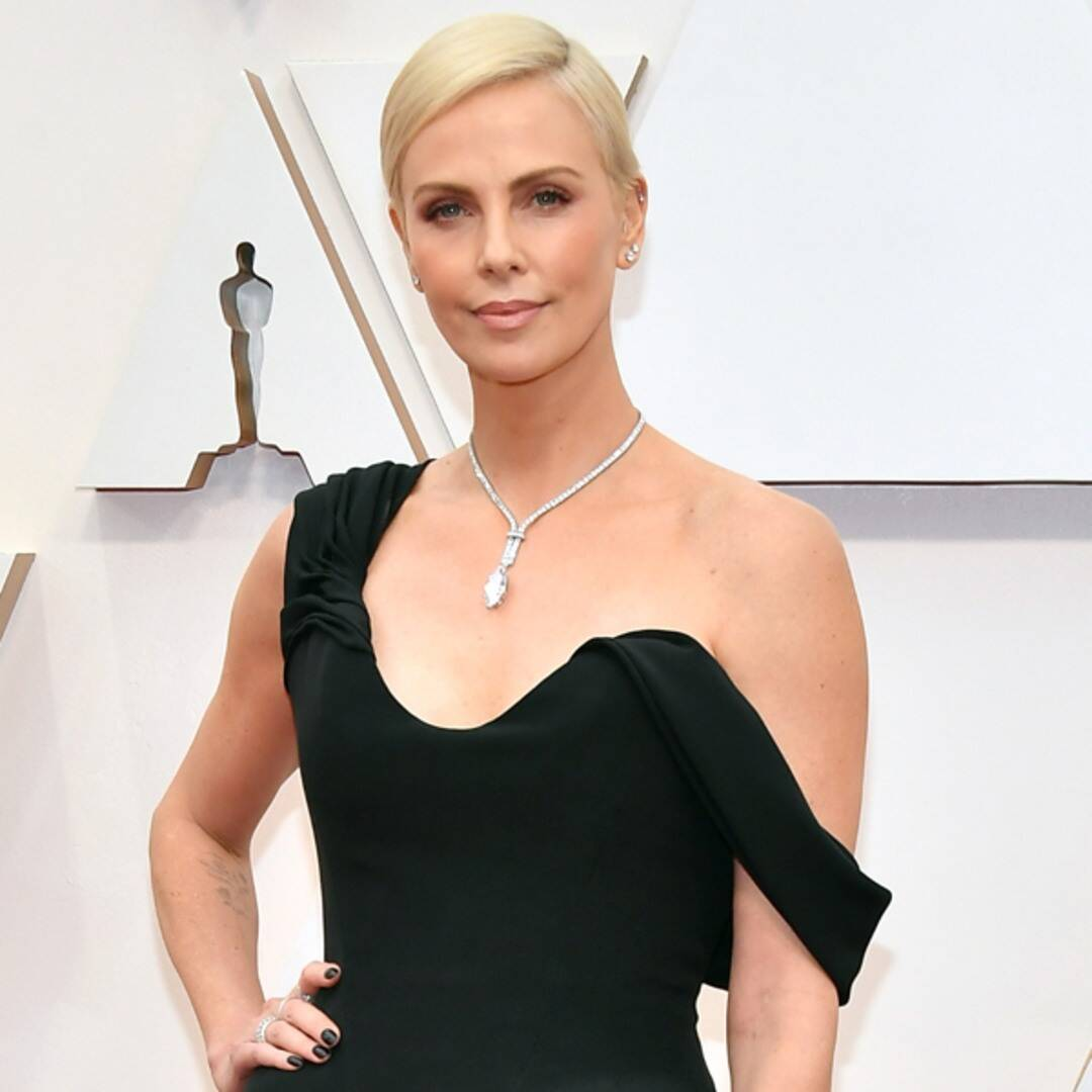 Charlize Theron Totally Freaked Out Her Valet With Her Fake Ax