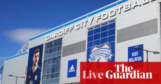 Cardiff v Fulham: Championship play-off semi-final, first leg – live!