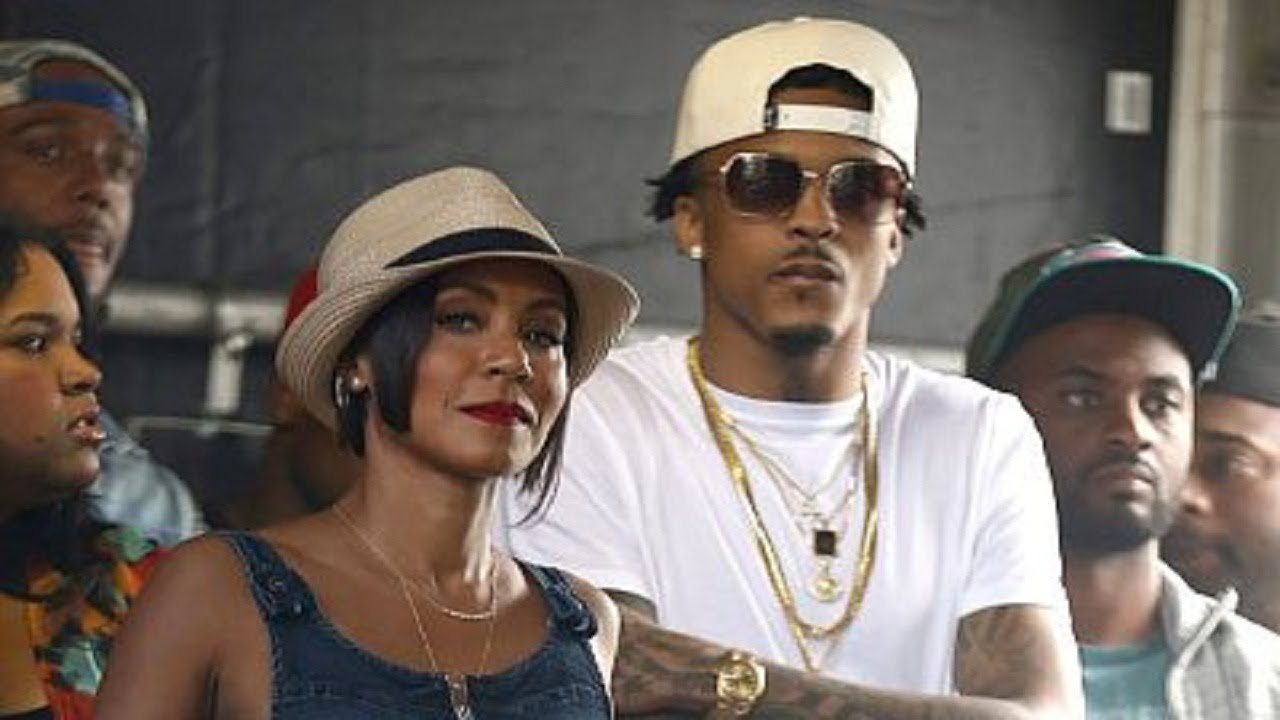August Alsina Confirms Relationship With Jada Pinkett Smith — Says Will Smith Approved!
