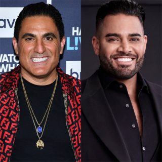Shahs of Sunset Reunion Preview: See Reza Farahan Get Emotional Over Mike Shouhed