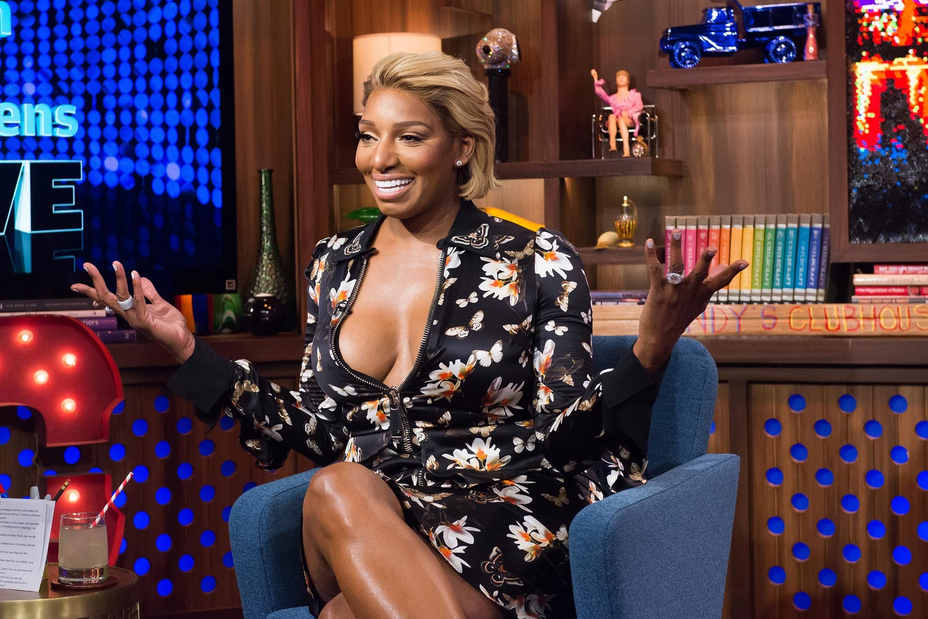 Nene Leakes Explains How Differently She Has Been Treated Than Her White Counterparts