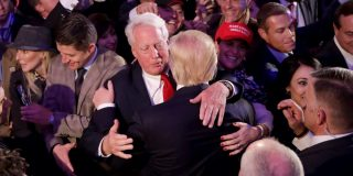Trump's brother Robert Trump 'very ill' in the hospital and the president will visit him