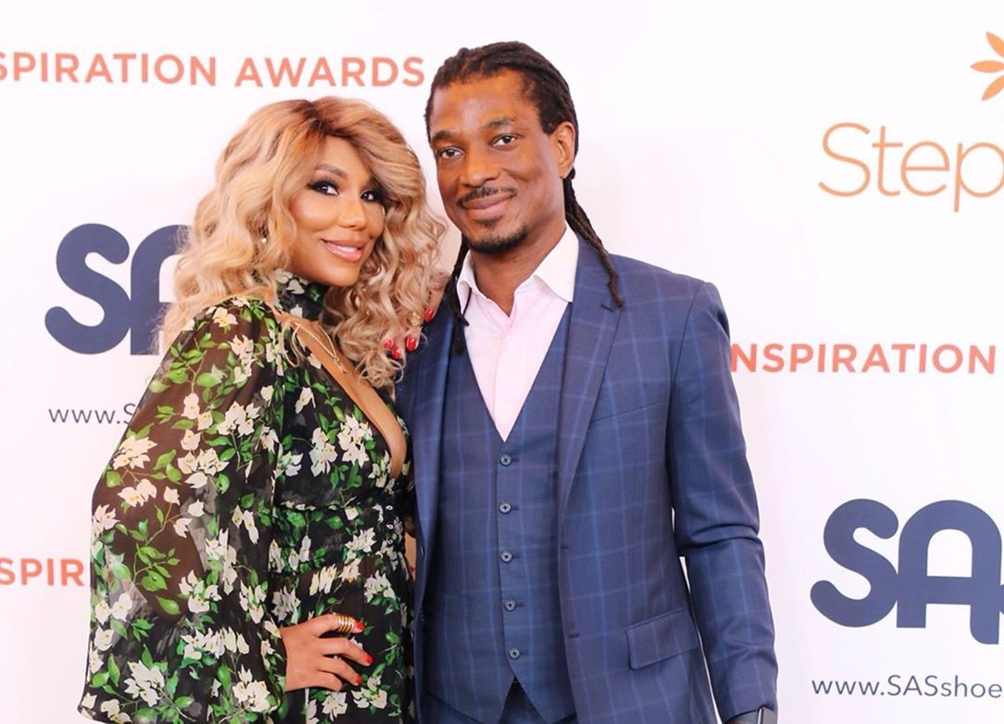 Tamar Braxton Shares Engagement Video And Praises David Adefeso For Saving Her Life And Being Her Rock