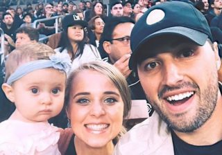 Counting On – Jeremy Vuolo Gushes Over Pregnant Wife Jinger Duggar In New Instagram Post