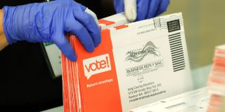 Pennsylvania — an important swing state — is pleading with the state's Supreme Court after the USPS said they couldn't guarantee on time delivery of mail-in-ballots