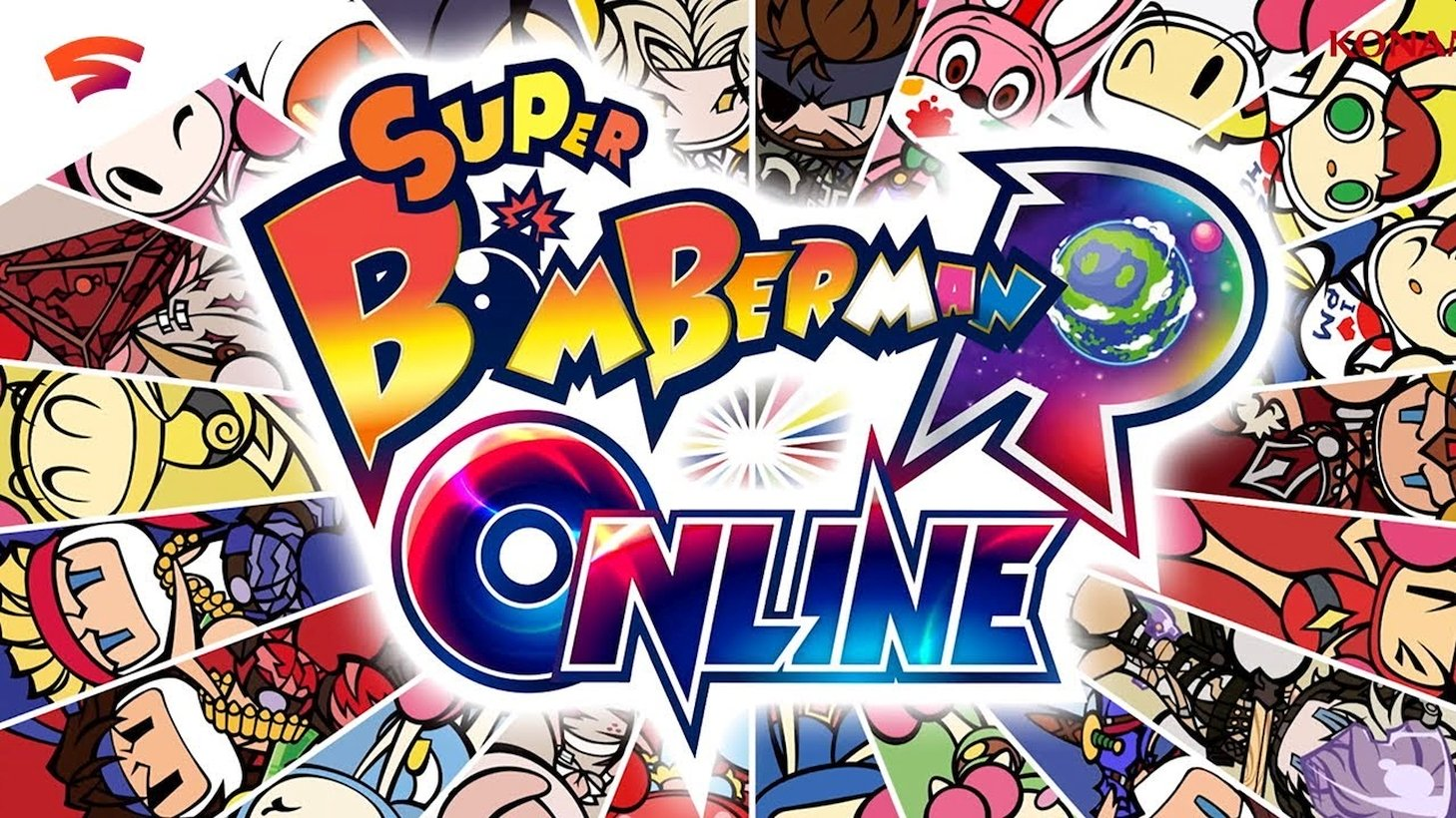 Super Bomberman R Online Launches With New Battle 64 Mode On Google Stadia This Fall