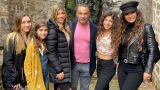 Teresa And Joe Giudice's Four Daughters 'Disappointed' About Not Being Able To Visit Their Dad This Month