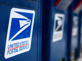 I've been a postal worker for 17 years. It's nerve-wracking to see what's happening right now.