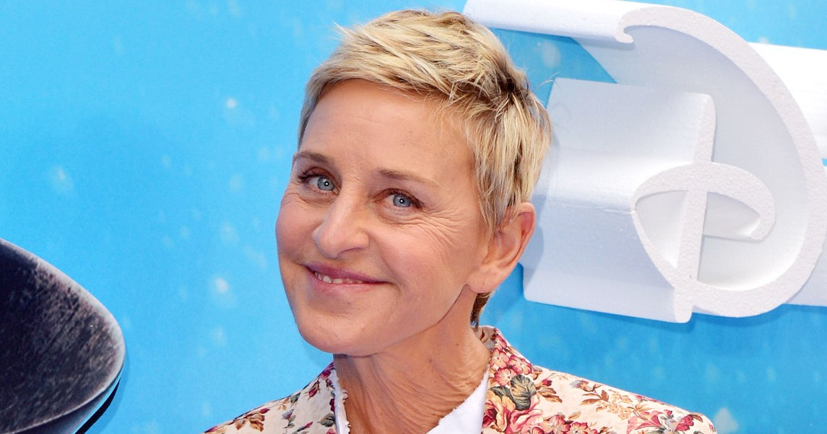 Ellen DeGeneres Through the Years