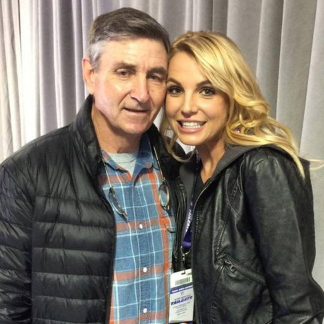 Britney Spears' Dad Speaks Out About Her Conservatorship and the #FreeBritney Movement