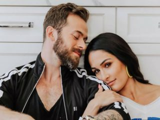 Nikki Bella And Artem Chigvintsev Are Officially Parents After Welcoming Their Baby Together – Check Out The First Pic!