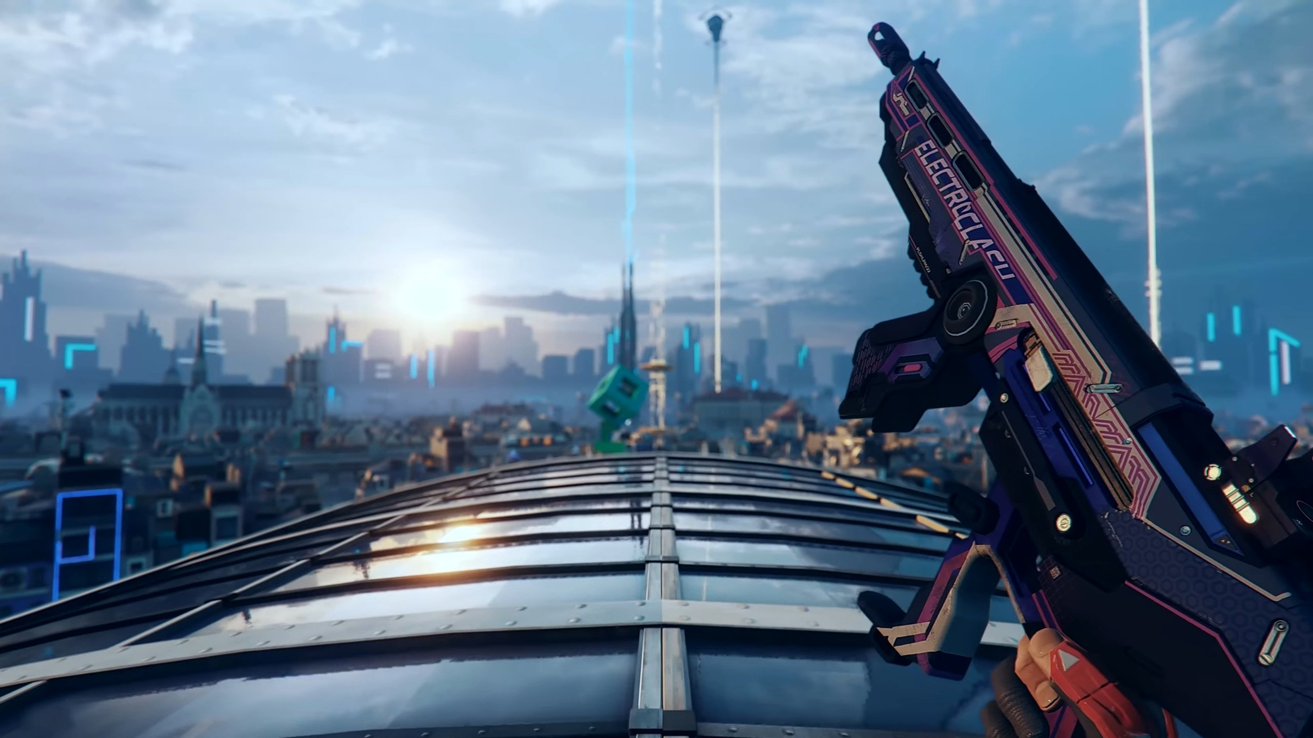 Hyper Scape Review For Consoles – This Is No Apex Legends, But There Is Potential In Ubisoft's New Battle Royale