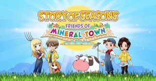 Story of Seasons: Friends of Mineral Town Update Patches Missing Ore And Dialogue