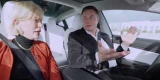 Elon Musk defends calling Tesla's software 'Autopilot' and says criticism that the name is misleading is 'idiotic' (TSLA)