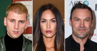 MGK and Megan Fox Dance to His New Song After Brian Austin Green Shade