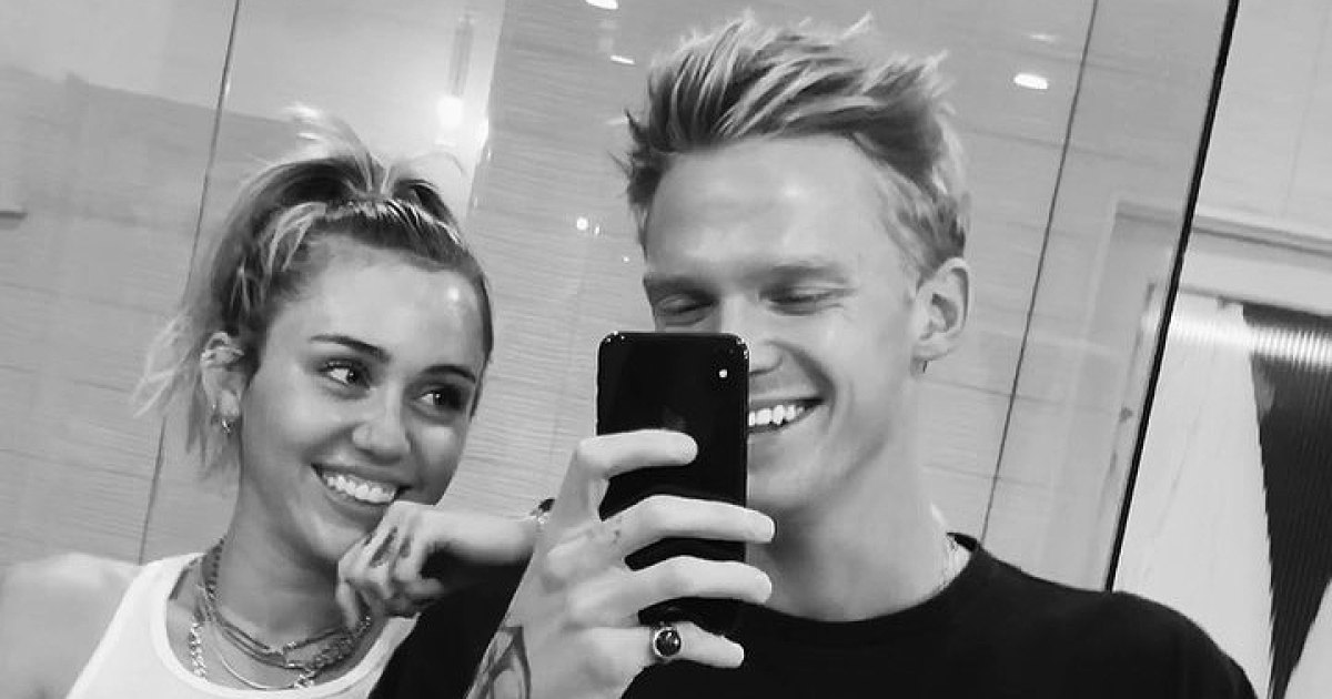 Miley Cyrus and Cody Simpson Have 'No Bad Blood' After Split