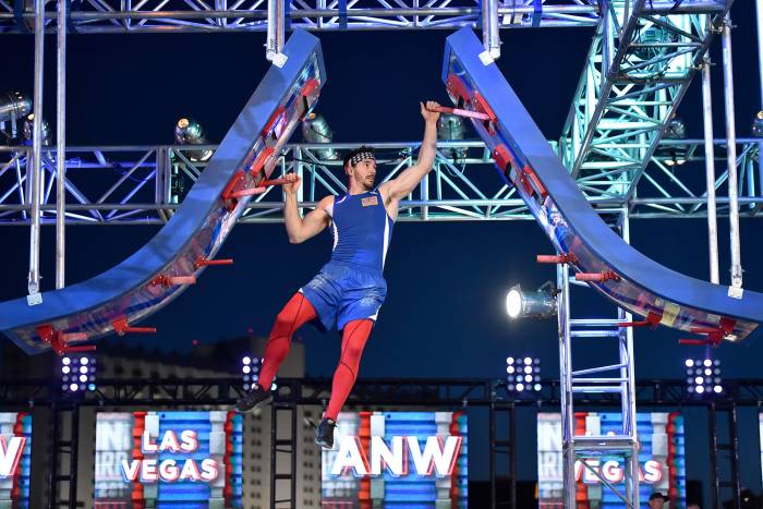 Drew Drechsel American Ninja Warrior Charged With Child Sex Crimes