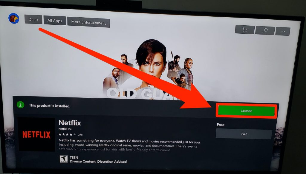 How to watch Netflix on Xbox One 4