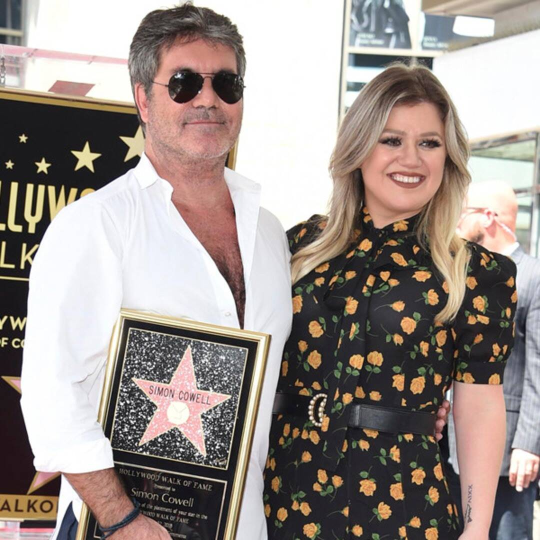 Kelly Clarkson Filling in For Simon Cowell on America's Got Talent
