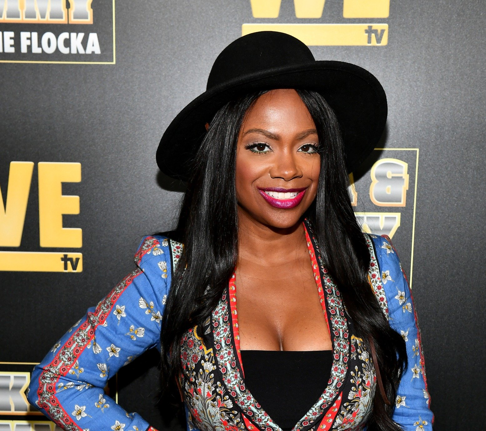 Kandi Burruss Says She's A Hot Girl Even With Her Extra Quarantine Pounds