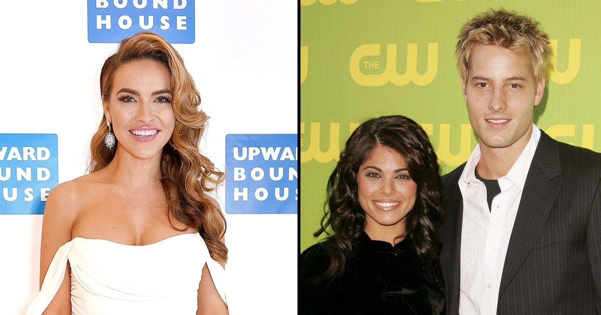 Chrishell Stause Claps Back After Being Confused for Justin Hartley's Ex