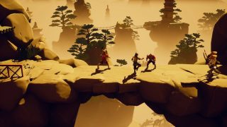 9 Monkeys of Shaolin Is An Asian Themed Action Game Headed To PC and Consoles This October
