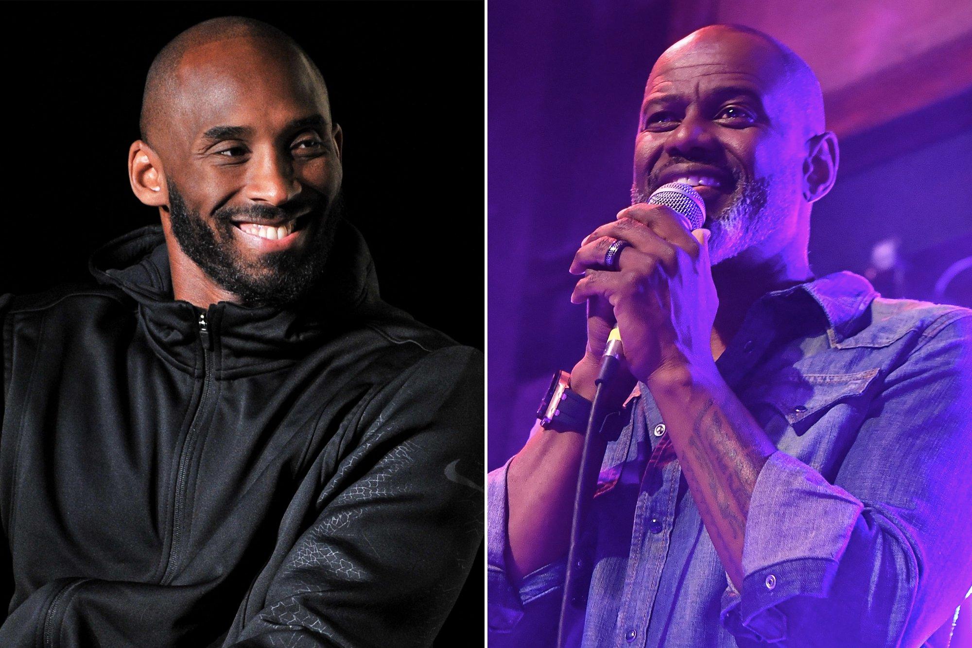 Brian McKnight Says Kobe Bryant Had The Potential To Become A Big Rapper – Here's Why!