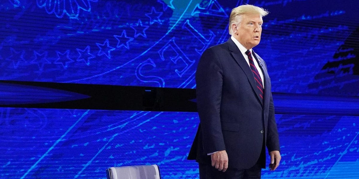 Trump was caught off guard by voter questions at the ABC News town hall, which could spell trouble for the presidential debates