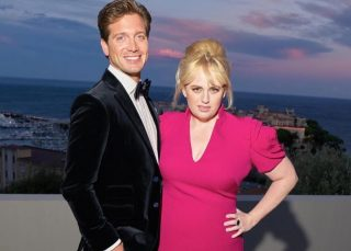 Rebel Wilson Is Lovely As A Rose As She Calls New Beau Jacob Busch Her Prince Charming