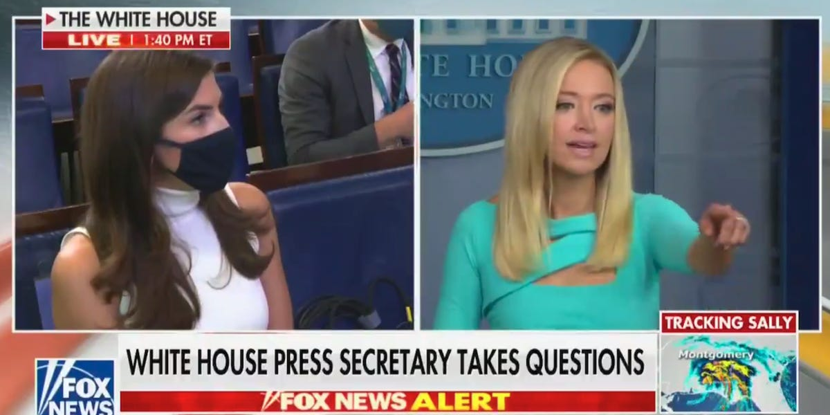 White House press secretary mocks a CNN reporter's basic question about Trump's healthcare plan and tells her to 'come work here at the White House' if she wants information