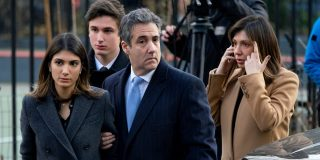 Michael Cohen said Trump's 'biggest fear' is ending up with a massive tax bill and face possible tax fraud charges