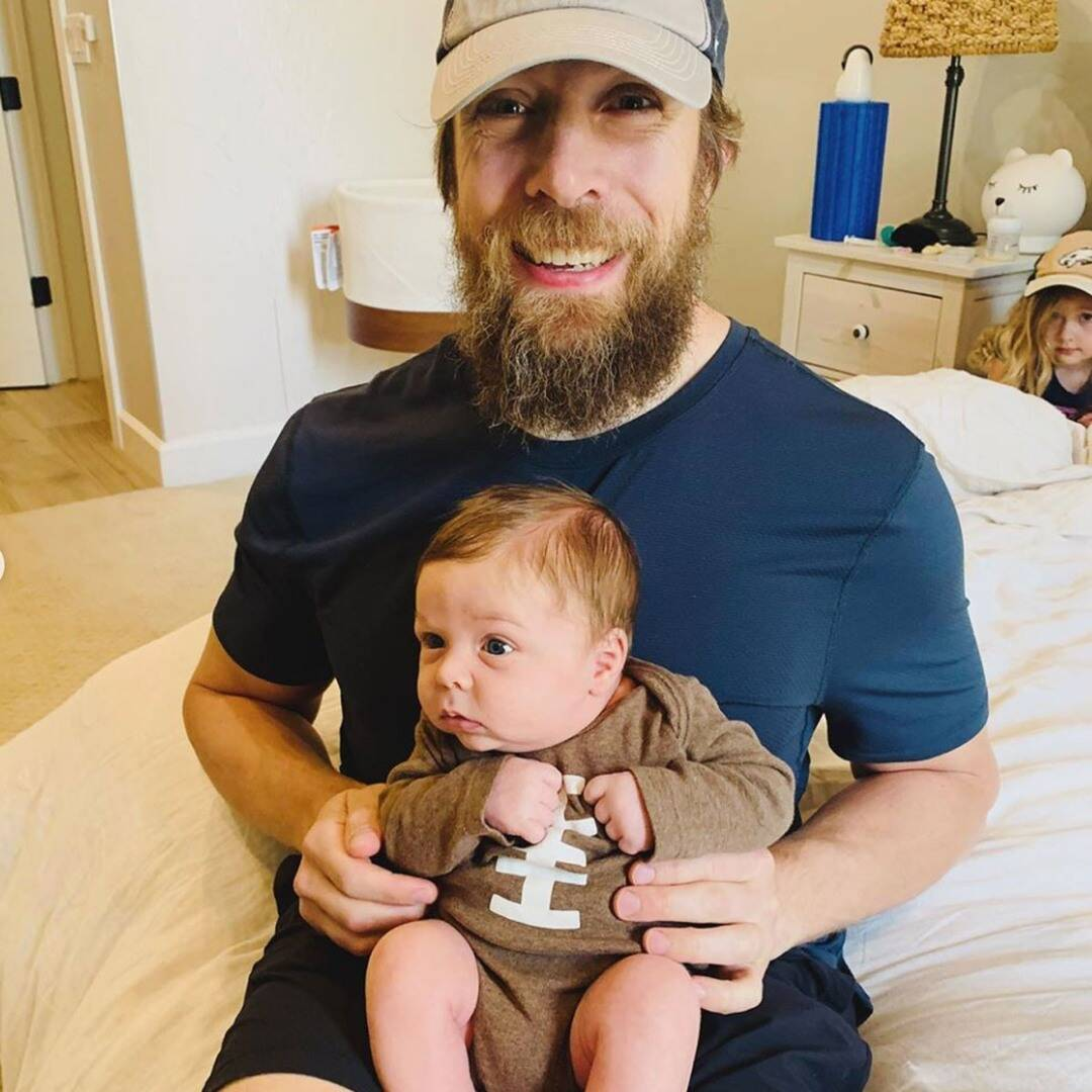 Brie Bella and Daniel Bryan Detail Buddy Danielson's First Weeks at Home
