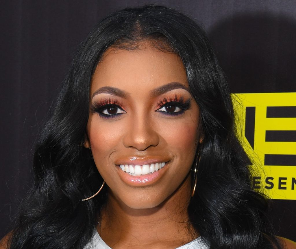 Porsha Williams Looks Gorgeous With Red Hair And Green Eyes – See Her Pics