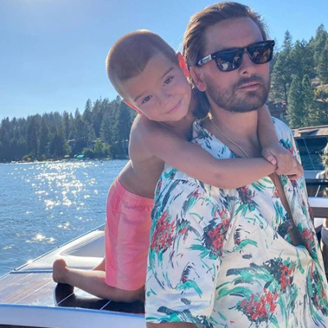 Reign Disick Looks Just Like Dad in Scott Disick's Latest Adorable Photo