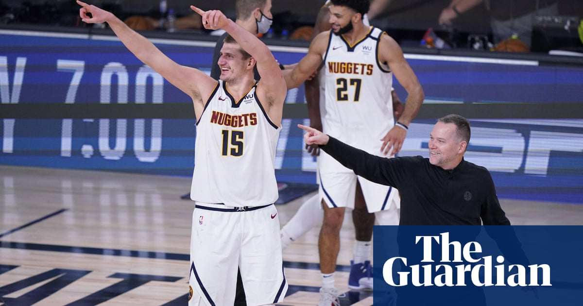 Jokic and Murray star as Nuggets pull off historic NBA playoff rally against Clippers