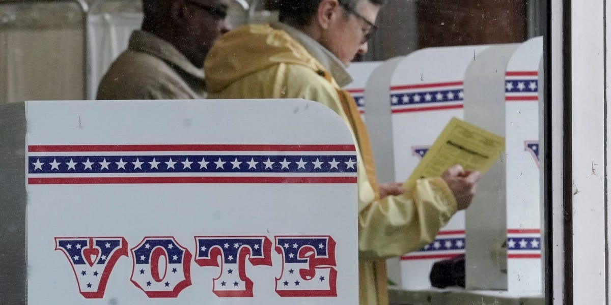 Non-traditional polling sites are popping up across the US in a scramble to help voters safely cast their ballots in person