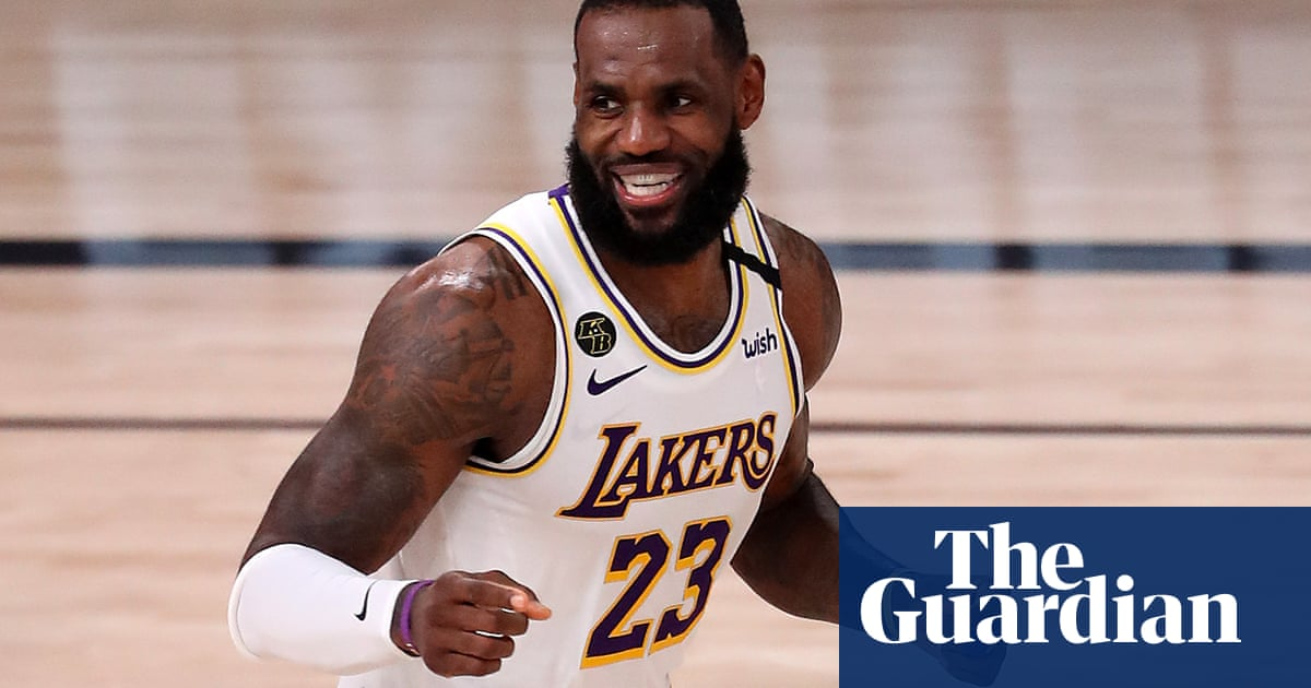 LeBron James named All-NBA player for record-breaking 16th time
