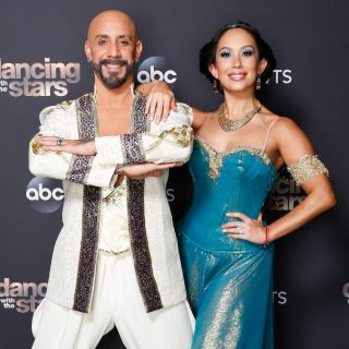 See the Dancing With the Stars Cast In Their Disney Night Best