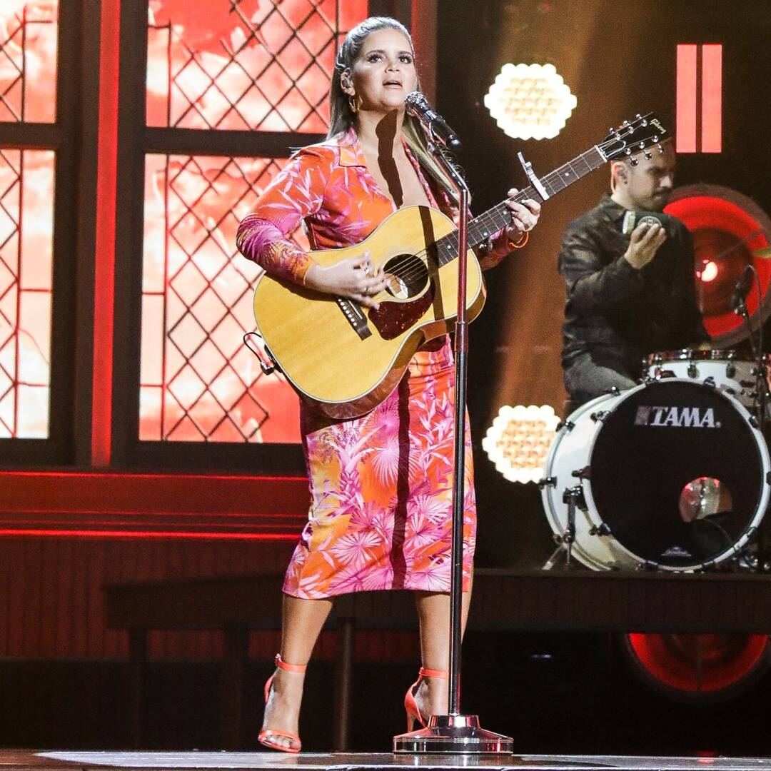 Maren Morris Delivers Must-See 2020 ACM Awards Performance 5 Months After Giving Birth