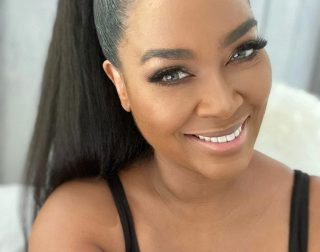 'RHOA' Star Kenya Moore Shares 'Thirst Trap' Lingerie Snap – See Pic Here