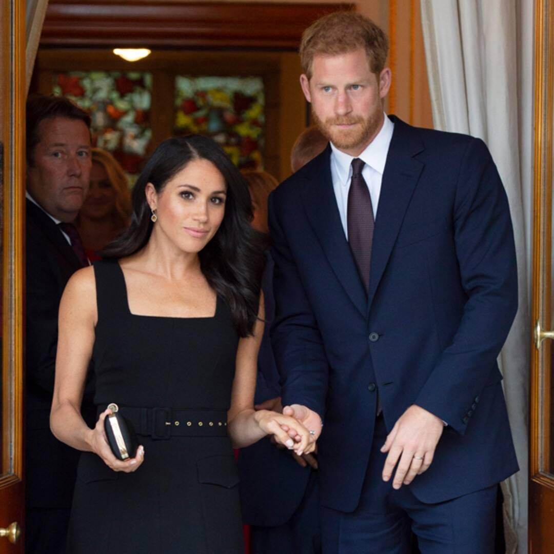 Prince Harry and Meghan Markle Are Among the Stars Appearing in ABC's Time100 Special