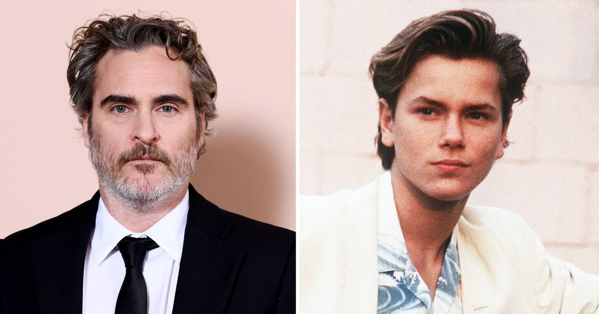 Joaquin Phoenix's Sweetest Quotes About Late Brother River Phoenix