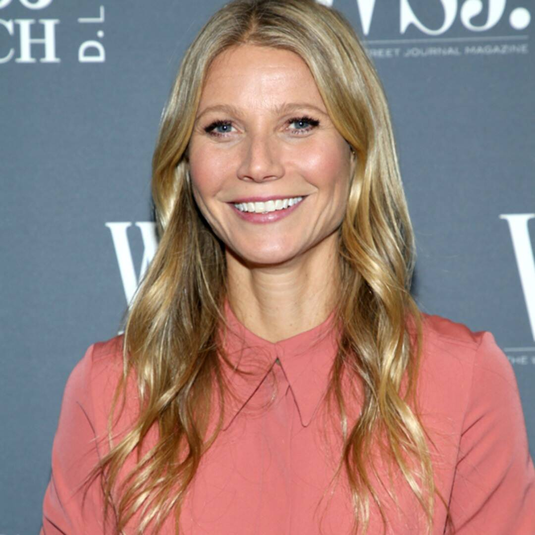 "Gwyneth Paltrow Proves She's Goals After Posing in Her ""Birthday Suit"""