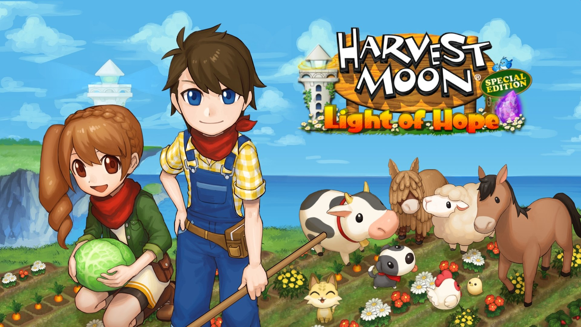 Harvest Moon: Light Of Hope Special Edition Launches On Windows 10 And Xbox One